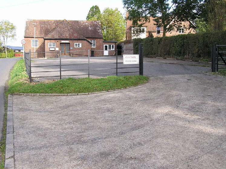 Holt Village Hall Car Park